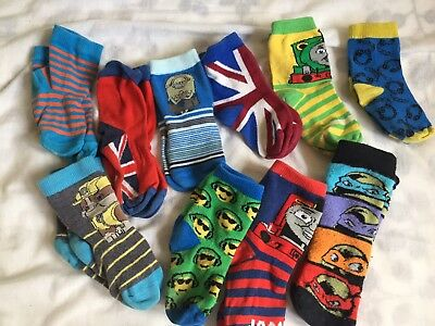 Boys Socks 2-3 Years Old