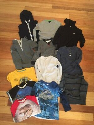 Bulk lot boys Clothes Size 5 Winter Spring, Includes Gap, Country Road Bauhaus