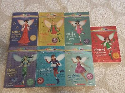 6 Rainbow Magic SPECIAL EDITION books by Daisy Meadows