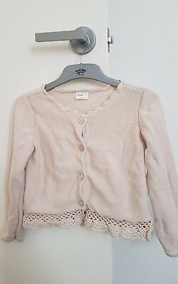 Jack & Milly Girl's Cardigan As New - Only Worn Once Size 6