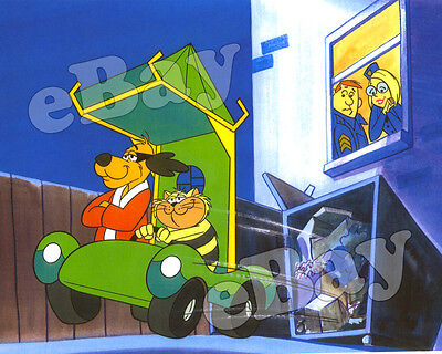 Rare! HONG KONG PHOOEY Cartoon Color TV Photo HANNA-BARBERA Studios