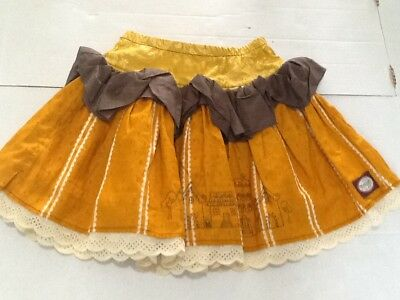 Persnickety Girl's Lace And Ruffle Boutique Fashion Skirt, Sz 3