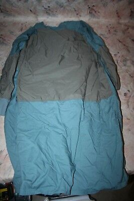 Surgical Gown Costume Surgery Green Dowling Textile Mfg Extra Large 100% Cotton
