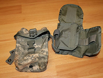 US ARMY MOLLE II IFAK POUCH mit INSERT IMPROVED FIRST AID KIT