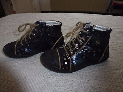 Chaussures bottines fille catimini taille 27 hiver