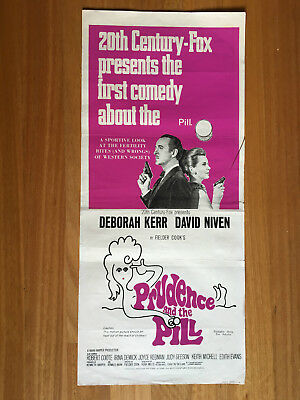 Prudence And The Pill - Australian Daybill Movie Poster