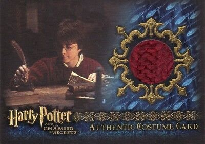 Harry Potter Chamber of Secrets CoS Harry Potter C12 Costume Card
