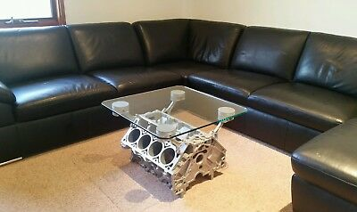 LS1 Engine Coffee Table - Gen3 5.7 LS2 LS3