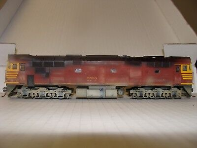 Nswgr 80 Class Austrains Model Weathered Runs Well, In Good Condition, Ho