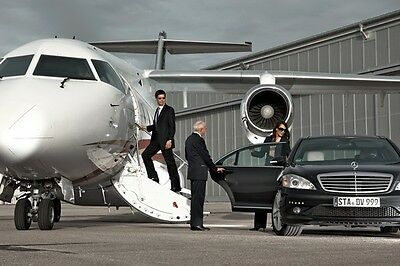 Be a Private Jet Broker and Make £50,000 From Each Deal - (Business Opportunity)