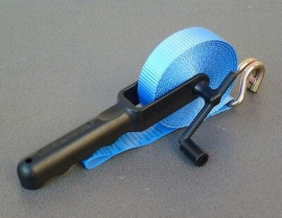 """Mini Ratchet Strap Re - Winder for Rewinding 1"""" / 25mm Wide Straps"""