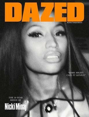 Dazed & Confused Magazine Autumn/Winter 2017 - Nicki Minaj Cover 1