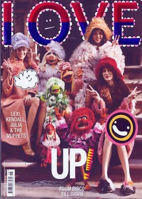 LOVE Magazine Issue 18 Autumn/Winter 2017 - Muppets