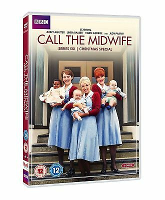 CALL THE MIDWIFE: Season 6 * Brand New and Sealed * Fast Free UK Postage