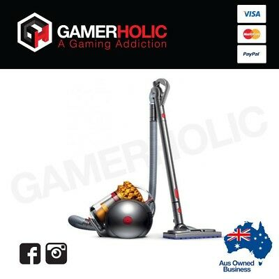 dyson 214892 01 cinetic big ball animal vacuum cleaner. Black Bedroom Furniture Sets. Home Design Ideas