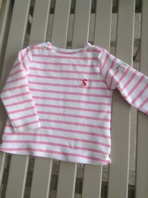 Girls JOULES Top 6/9 Months