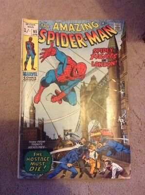 The Amazing Spider-Man 95