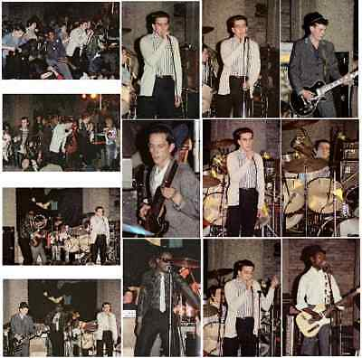 20 concert photos of The Specials-Birmingham/Stoke 1979