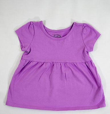 The Children's Place Girl's Lavender Shirt Blouse Top - Size 3T