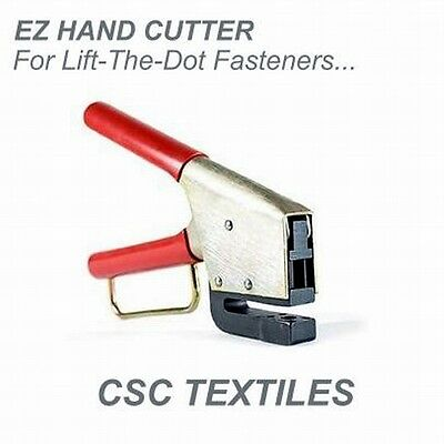 EZ HAND CUTTER For LIFT-THE-DOT Fastener : Workshop Tool + FREE-Shipping/NO-TX