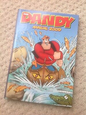 Dandy Annual 2009. Great Condition