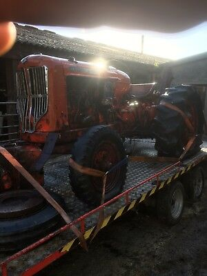 Nuffield 342 Tractor project spares/repairs restoration