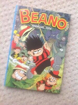 Beano Annual 2006. Great Condition