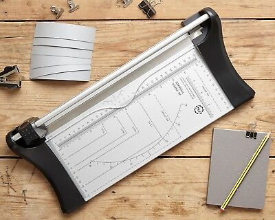 A4 Paper Trimmer Cutter Guillotine Office Home Photo Card Precision Rotary