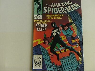 Marvel Comics The Amazing Spider-man #252 1984 GREAT CONDITION
