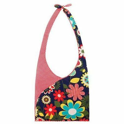 Envirosax Slingsax Cloth Shopping Bag Gingham and Polka Dot