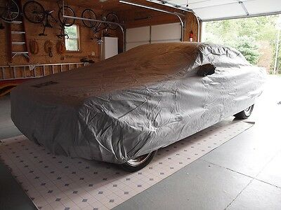 New 1965-1968 Ford Mustang 4-Layer Outdoor Car Cover - Fastback Custom Fit