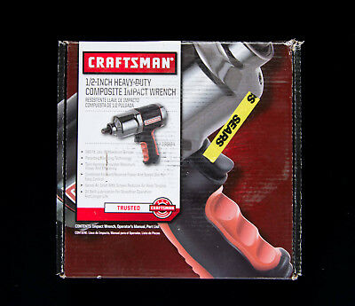 NEW Craftsman 1/2 Drive Impact Wrench 19984