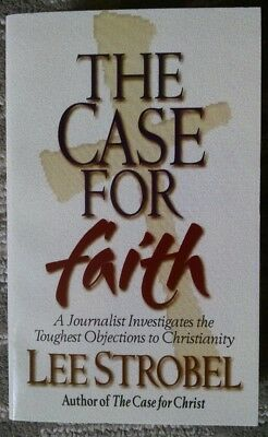 The Case for Faith by Lee Strobel (paperback, 2000)