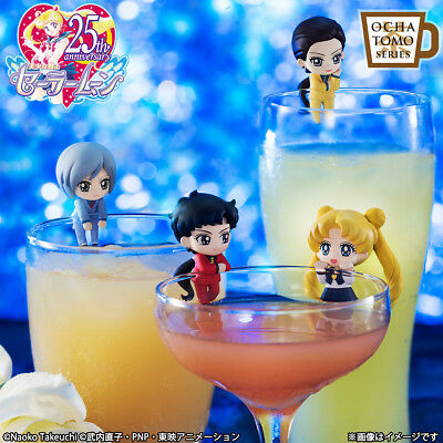 Ochatomo Series Sailor Moon Three Lights Set