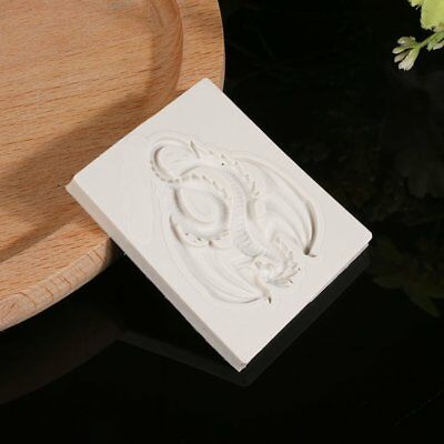 Dragon Silicone Mould Cake Moulds Decor Sugarcraft Gum paste Clay Kitchen Tools