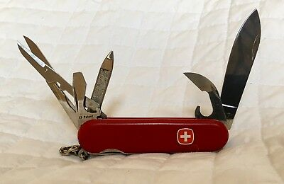 Wenger Traveler Swiss Army Knife 85mm