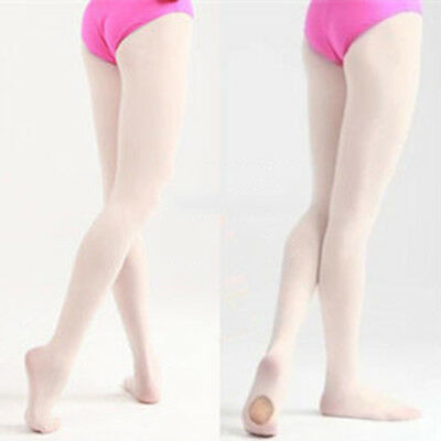 Convertible Tights Dance Stocking Socks Ballet STRETCH Pantyhose for Kids&Adults