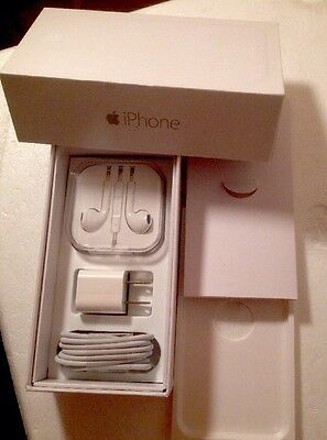 Box For iPhone 6 And Accessories No Phone Included