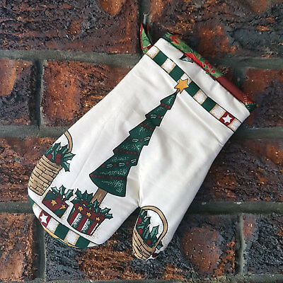 BRAND NEW Christmas Oven Mitt / Glove ~ Xmas Tree