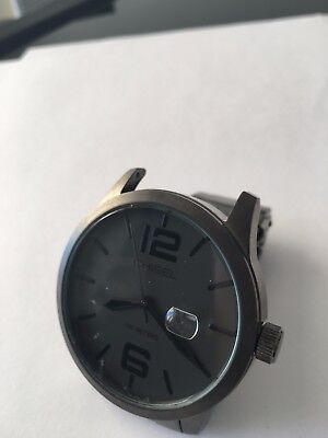 CHISEL MENS CHARCOAL DIAL WITH DATE                    lot 30
