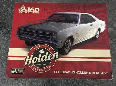 Celebrating Holden Collection - Stamps - 160 Years