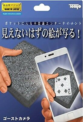 GHOST CAMERA (Magic Trick) 116630(E) Tenyo From Japan Free Shipping