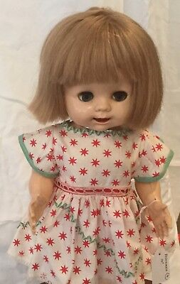 "Pedigree wide mouth 16"" doll"