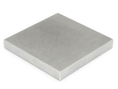 Aluminium Plates 20mm, 200mm wide, Chamfered (105,00 eur. / M+ 2,00 Working)