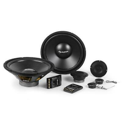 "IN CAR HIFI STEREO 6400W SYSTEM SET 2x 10"" SUBWOOFERS 4"" MIDRANGE 1.5"" TWEETER"