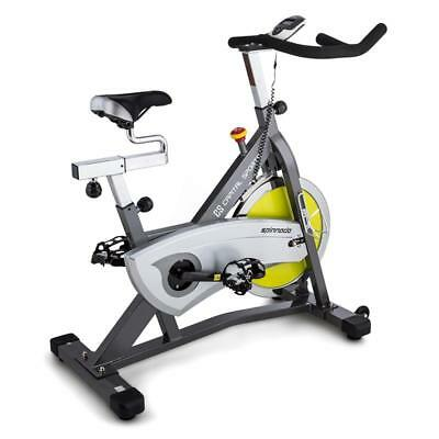 Capital Sports Spinnado Ergo Bike 18 Kg Flywheel Cardio Lcd Training Computer