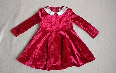 Baby Girls Party Dress ( Size 12-18 Months )