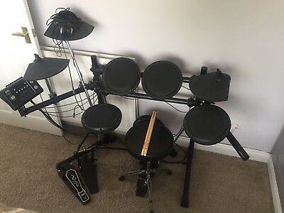 PP Drum Electric Drum Kit (with extras)