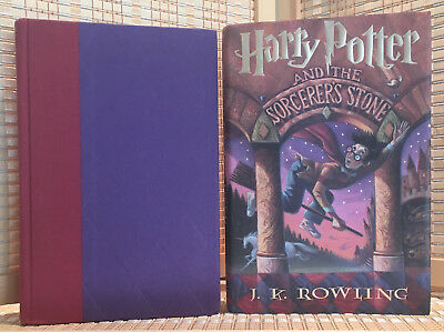 99 SIGNED 1st Edition Harry Potter and the Sorcerer's Stone, HC, Rowling