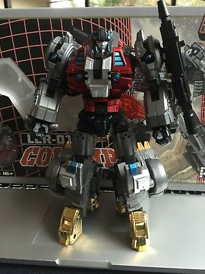 TIGHT JOINTS Transformers Fansproject Dinobot Sludge Columpio LER-01 TFCON 2014